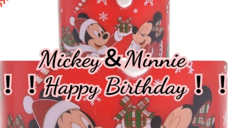 みんな大好き!『Mickey&Minnie/ミッキー&ミニー』ディズニーコスメ・アイテム コレクション