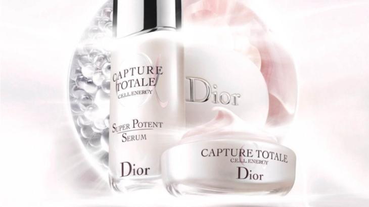 Diorから新スキンケア『カプチュールトータル セルENGY』が登場【エイジングケア】