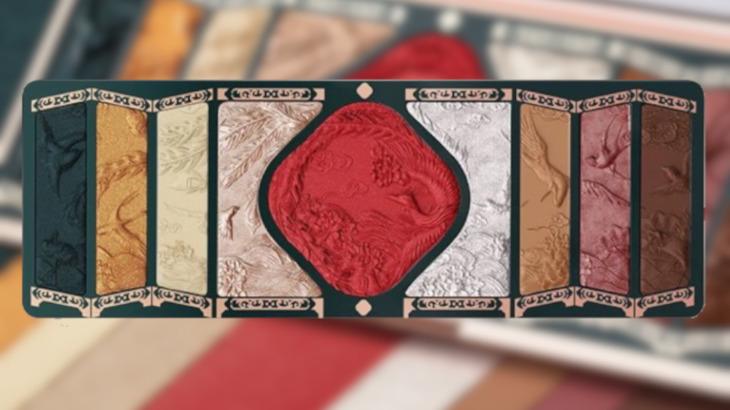 【中国コスメ3大ブランド絢爛!】《エジプトコスメ/ZEESEA》《元祖・彫刻コスメ/花西子》《ラッキーコインアイシャドウパレット/SUSISU》